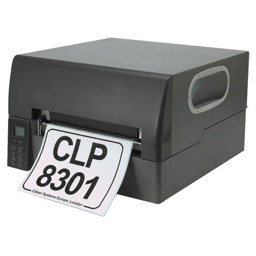 Replacement: CLS-6621   	 	Solid, tough structure allows printer use in severe operating environments. 	 	 	Prints out on 8-inch wide paper but the design still saves space. 	 	 	Front-mounted LCD panel for easy key operation. 	 	 	Simple design means easier maintenance. 	 	 	Me