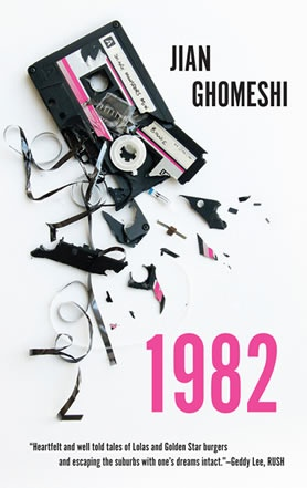 "OK, so I wasn't an aspiring New Waver like Jian Ghomeshi was in 1982, but this was the era of my youth and the underlying sentiment of wanting to ""fit in"" rings true. Ghomeshi's candid (and highly comical) account of the extent of his efforts to channel his inner David Bowie and find a voice/place for himself reminds us that sometimes it just wasn't fun being a teenager, but the bad times eventually make way for the good! And, in the case of Ghomeshi, things turned out pretty well!"