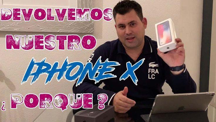 ¿Devolvemos nuestro iPhone X?.