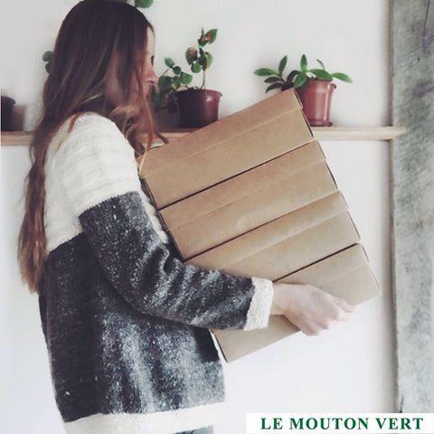 """Hoy enviamos más de nuestros productos a nuevos y fieles clientes a lo largo de Chile y el mundo 🌍 with Shop Online. """"No importa el lugar, calor o frío, lo importante es tener y sentir contigo, nuestra energía, pasión y trabajo sustentable en tu cuerpo"""" Gracias a cada uno por ser parte de esta historia, Le Mouton Vert Facebook: @lemoutonvert www.lemoutonvert.org //"""