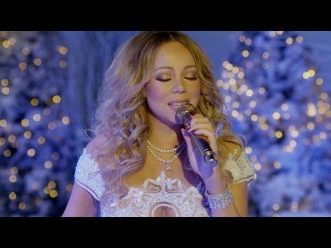 Mariah Carey - Silent Night (Video Musicale)