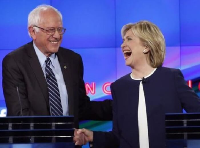 Clinton Had Positive Meeting with Sanders after D.C. Primary Win