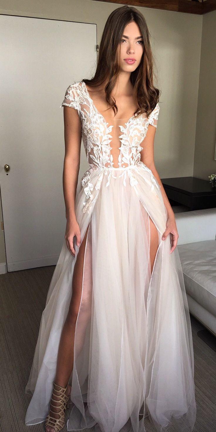 ANTONIA from the new bridal line by #berta - #Musebyberta ❤