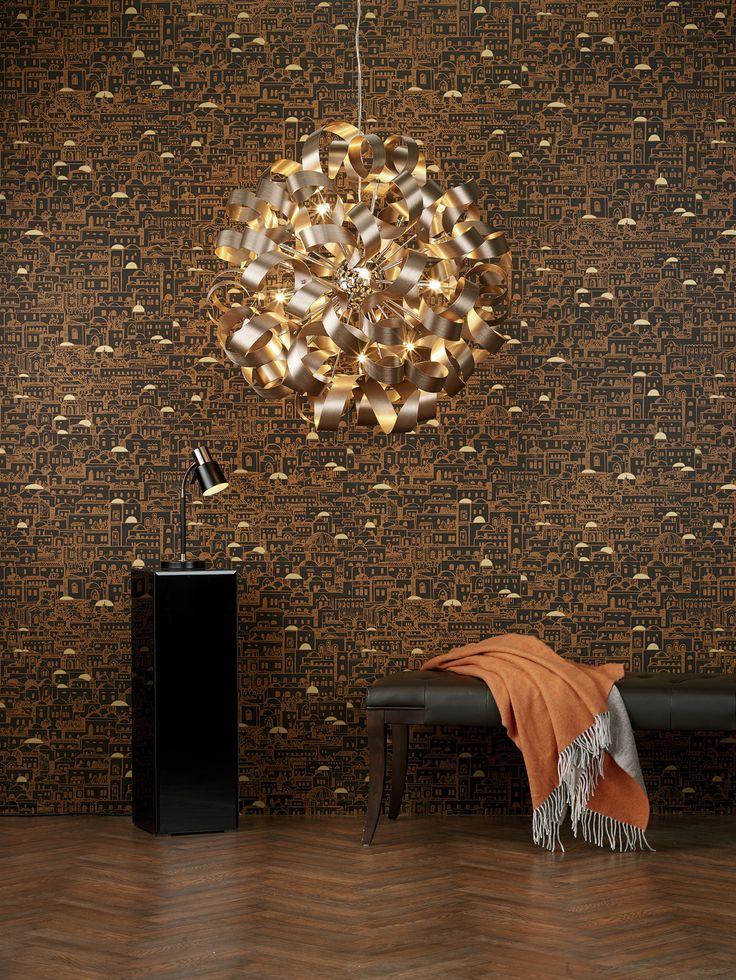 50 besten Deko Tapetenwechsel Bilder auf Pinterest Tapeten - wohnzimmer deko tapete