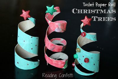 Reading Confetti: Christmas Projects & Books