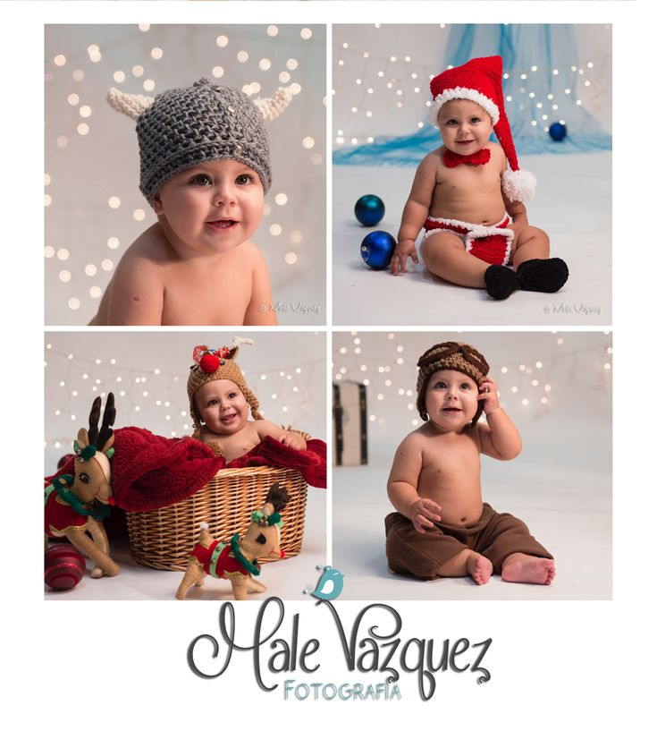 Christmas baby photography/ babies session