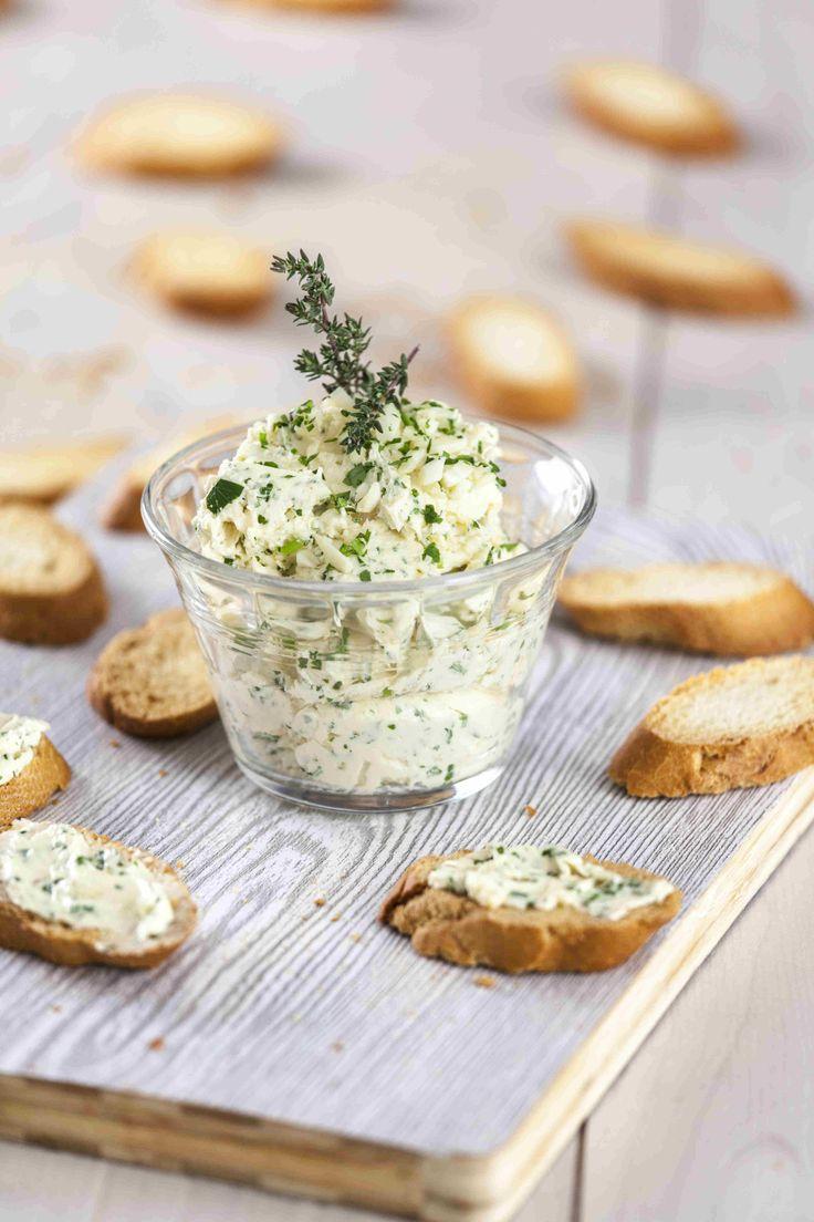 Manteiga de ervas com alho TeleCulinária nº1832 www.teleculinaria.pt