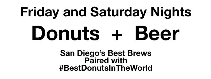 Donut Bar | Best Donuts in the World