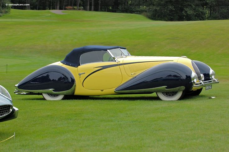 Auction Results And Data For 1938 Talbot-Lago T150C (Super