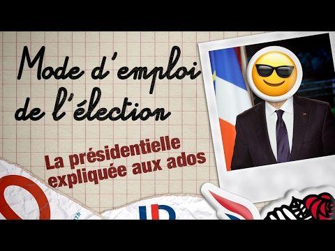 CestFranc: L'élection présidentielle 2017 en classe de FLE