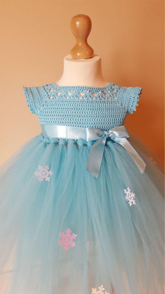 20% OFF for first order elsa dress tutu dress от byAnastassia