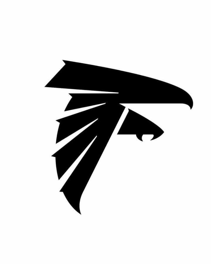 Atlanta Falcons template | Falcon Fever | Pinterest