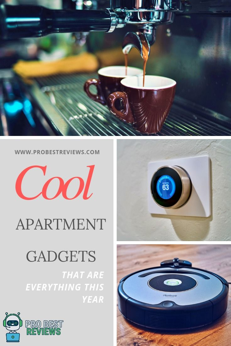 Why These 10 Cool Apartment Gadgets Are Everything In 2020 Cool Apartments Cool Stuff Smart Tech