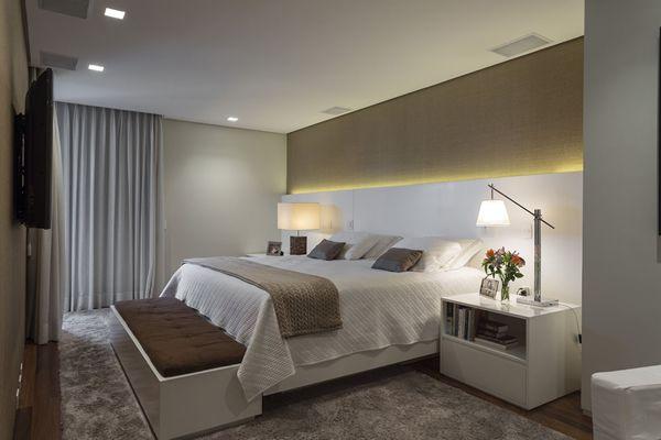 Construir e Viver | Apartamento combina clássico, moderno e contemporâneo