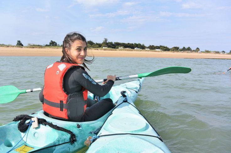 Un week-end sportif sur l'île d'Oléron avec au programme paddle, kayak et vélo. Egalement des adresses avec de très bonnes tables pour déguster des huîtres!