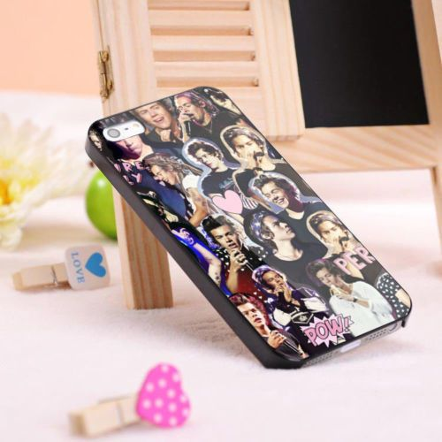harry styles collage one direction iphone case 4/4s, 5 - $14.99