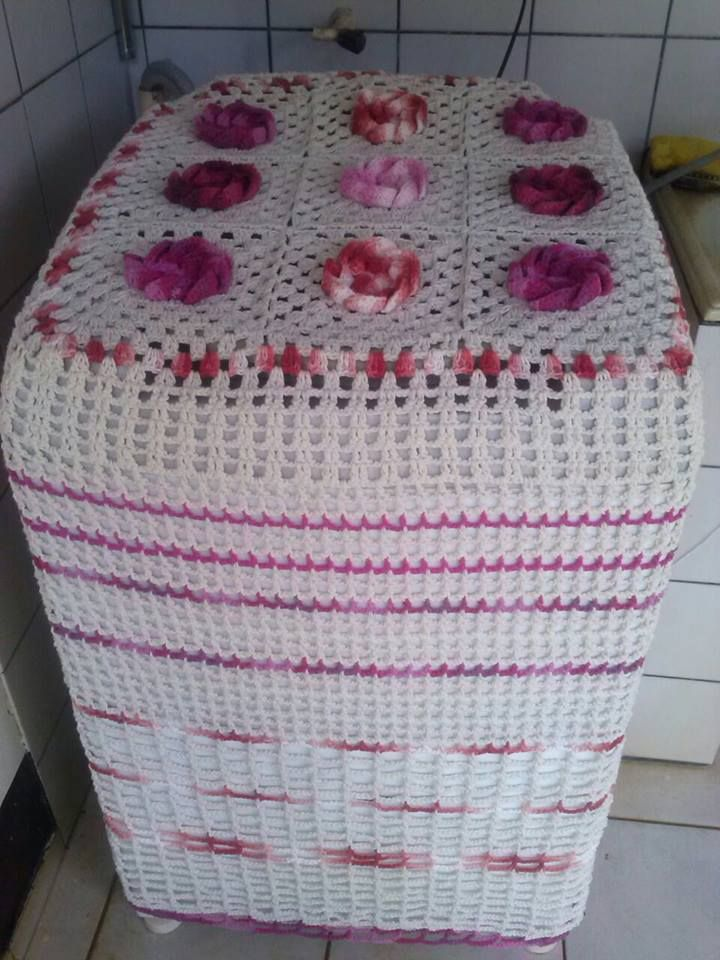 capas de sofa de croche - Pesquisa Google