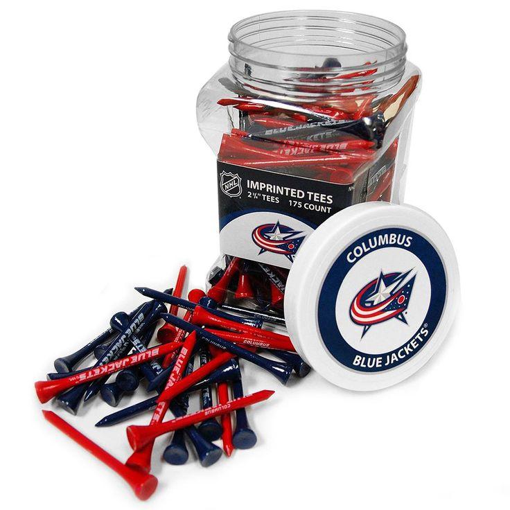 Columbus Blue Jackets NHL 175 Tee Jar