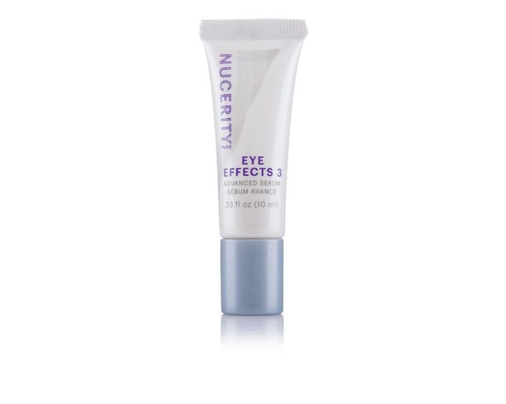 Eye Effects 3 hree-in-one product benefits refreshes, lifts, and improves skin structure Diminishes and prevents the appearance of fine lines and wrinkles Decreases puffiness in under-eye bags Reduces the appearance of dark circles