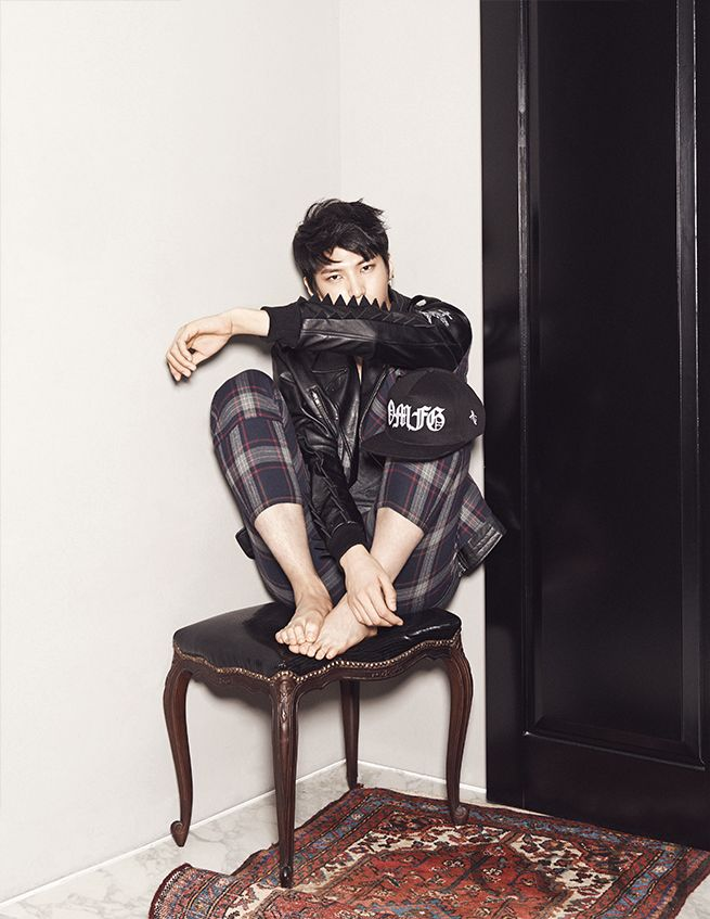 VIXX - Ceci Magazine January Issue '14 #VIXX #Leo #Ceci