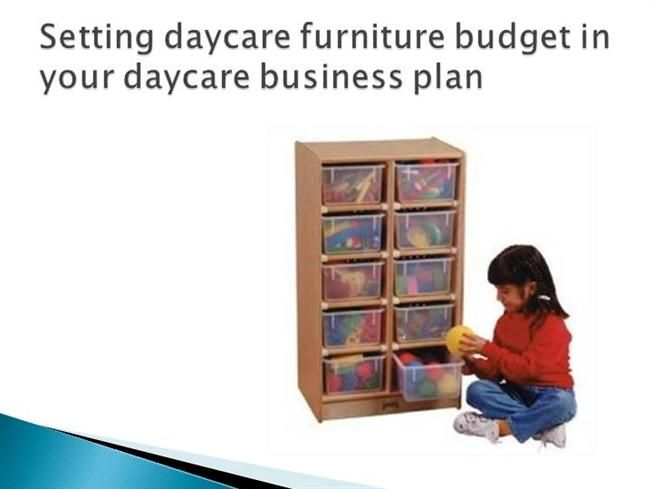 daycare business plan From knowing your competition to choosing your location, starting a daycare center is hard work here's how to write a successful daycare business plan.
