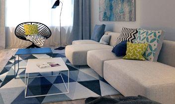 Zikzak | Дизайн проект интерьера - наши работы. Заказать дизайн интерьера в Киеве.
