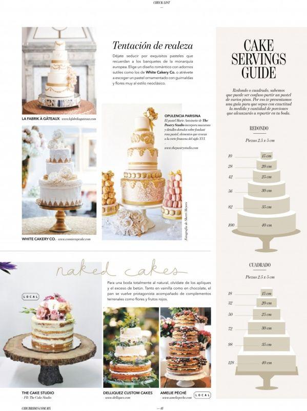 Vackra bröllopstårtor och franska bakverk