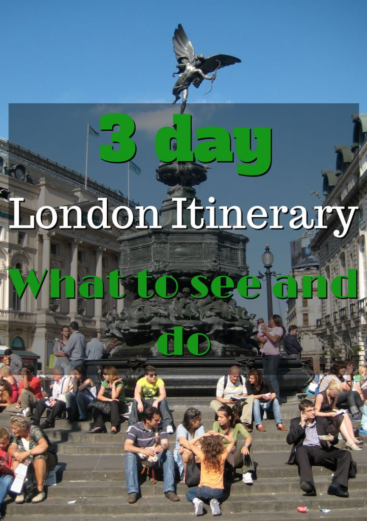 3-Day London Itinerary: What To See & Do — London Tours  #RePin by AT Social Media Marketing - Pinterest Marketing Specialists ATSocialMedia.co.uk