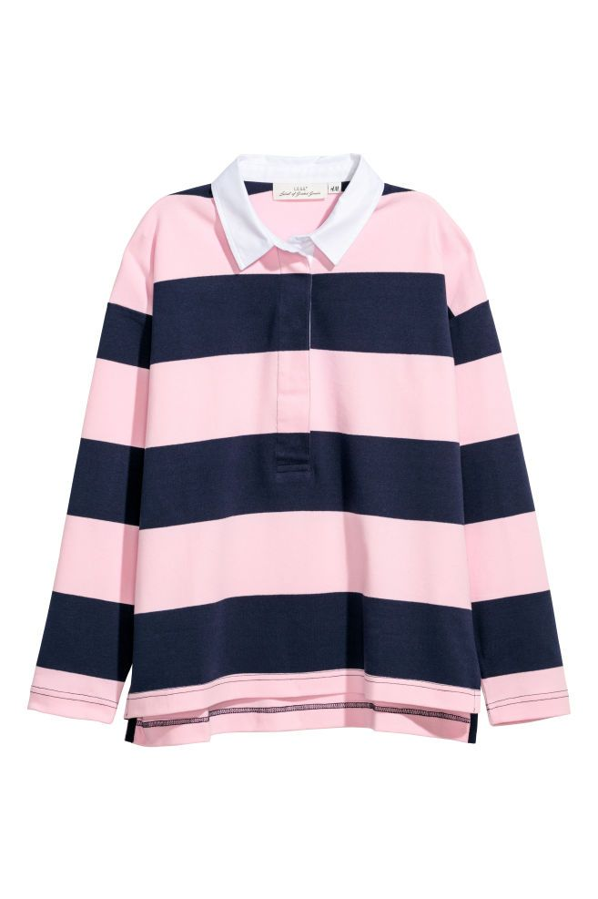 Rugby Shirt In 2019 Boho Style Women S Rugby Shirts Jumper