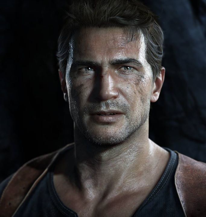 Um artista da Naughty Dog divulgou uma nova imagem renderizada de Nathan Drake do Uncharted 4: A Thief's End. A imagem está absurdamente fantástica!