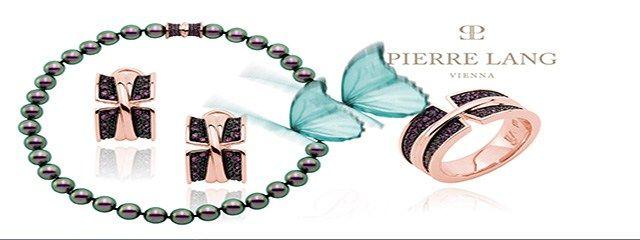 Les bijoux PIERRE LANG étaient au rendez-vous cette semaine...