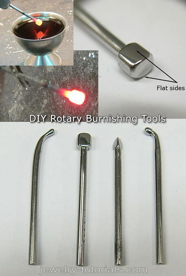 CURVED BURNISHER POLISHING BUFFING METAL /& STONES JEWELLERY MAKERS JEWELLERS NEW