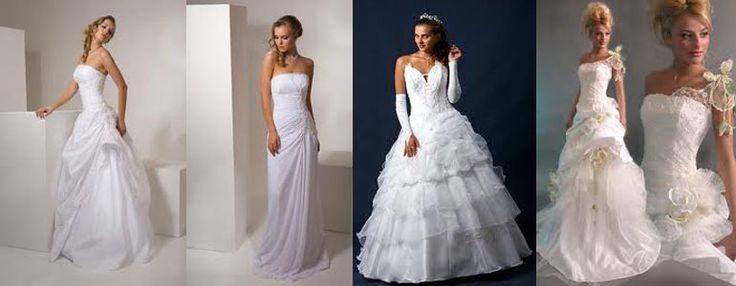 Недорогие свадебные платья от 9000 до 25000 рублей
