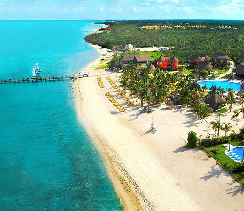 IBEROSTAR Cozumel, 4 stars resort