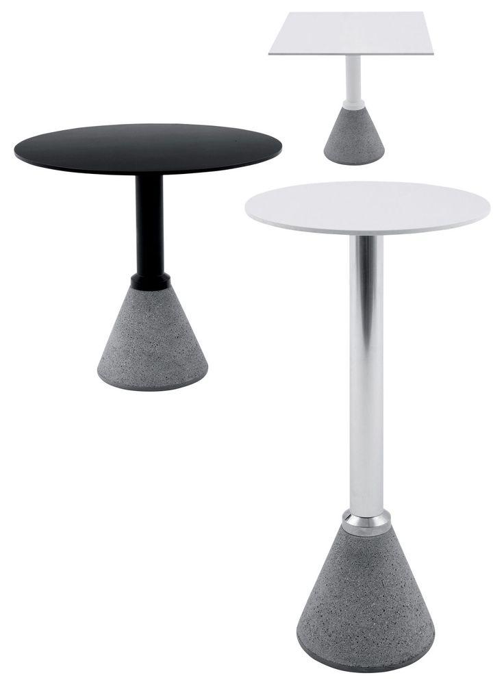 Best Konstantin Grcic Magis Table One Bistrot