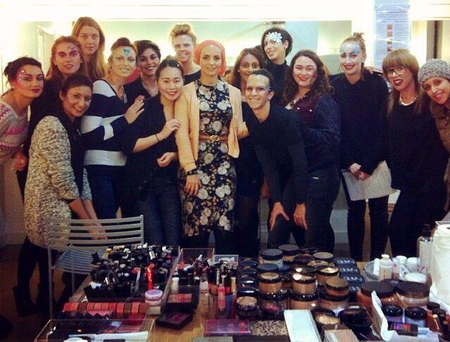 Meet Sara Menitra one of our super talented and fabulous guest lecturers.   #lsbm #beautyschool #makeupschool #londoncourses #makeupcourses #beautycourses #cibtac #cidesco #vtct #lovemakeup #spa #salon #studentspaandsalon #barbicanlife #ima #makeuppro #londonlife #education #makeup #beauty #complementarytherpies #management #lecturers