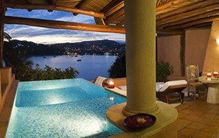 Mexico Vacations: La Casa Que Canta Playa La Ropa Luxury Hotels Zihuatanejo Ixtapa Guerrero