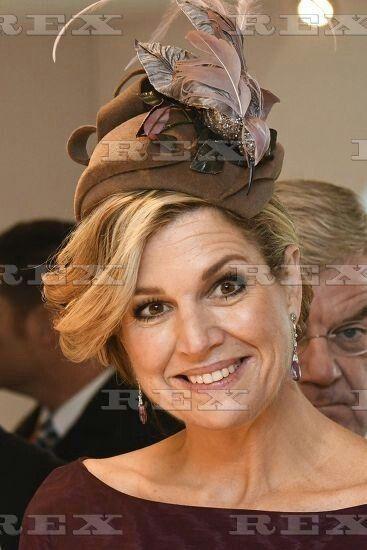 Belgian Royals visit to The Netherlands - 30 Nov 2016  Queen Maxima  30 Nov 2016