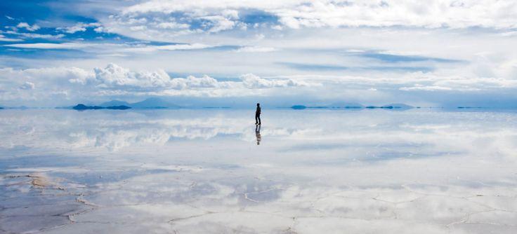 Salar de Uyuni: Earth's Biggest Mirror