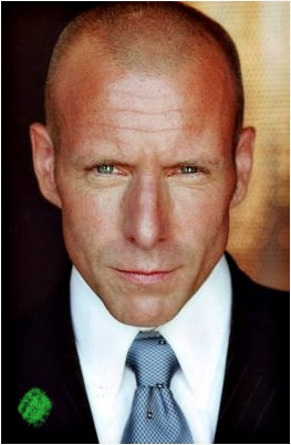 This is the best choice for the Grey bodyguard..flashpoint cast   Flashpoint Cast