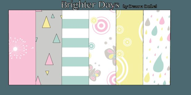Brighter Days by Deanna Dolbel