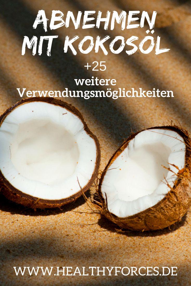 Du kannst abnehmen mit Kokosöl, deine Zähne aufhellen und deine Haare pflegen. Lies im Artikel nach, wie Kokosöl deinen Energieverbrauch steigert und was du mit dem Wunderöl sonst noch anstellen kannst.