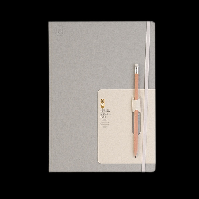 a4 hardover stationery notebook // unionmade