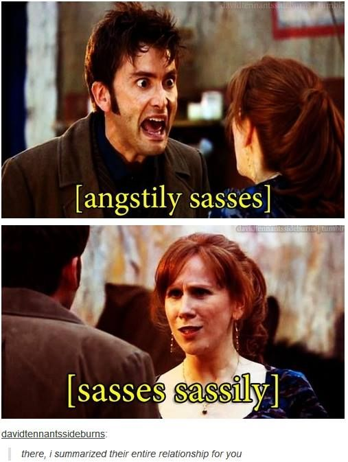 Ten and Donna