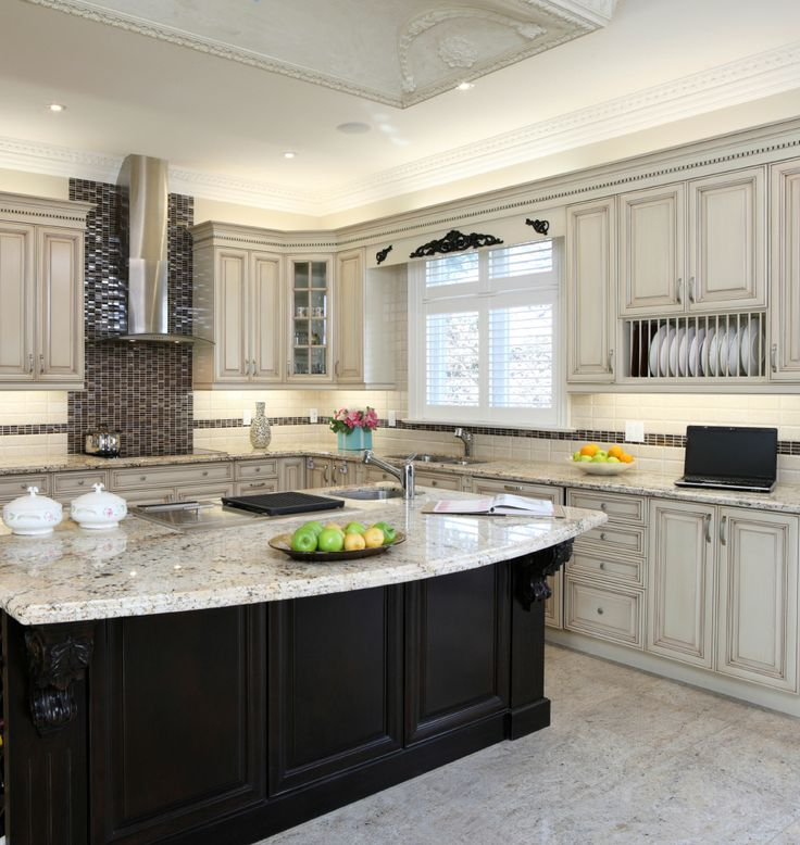 17 best ideas about luxury kitchen design on pinterest for Luxury kitchen