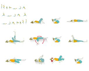peak pose sequence manipura chakra yoga sequence leading