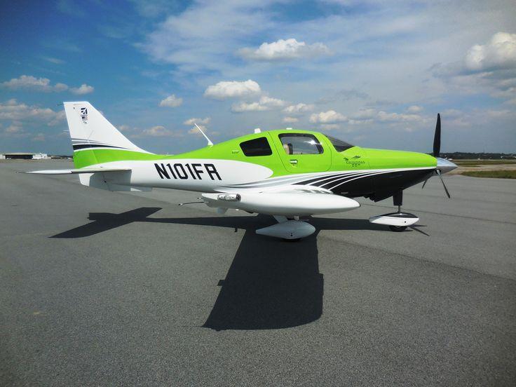2013 Cessna TTX Personal Aircraft Aircraft, Cessna