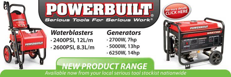 Powerbuilt Tools.