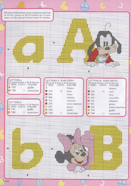 Mickey and Friends ABC 5/17