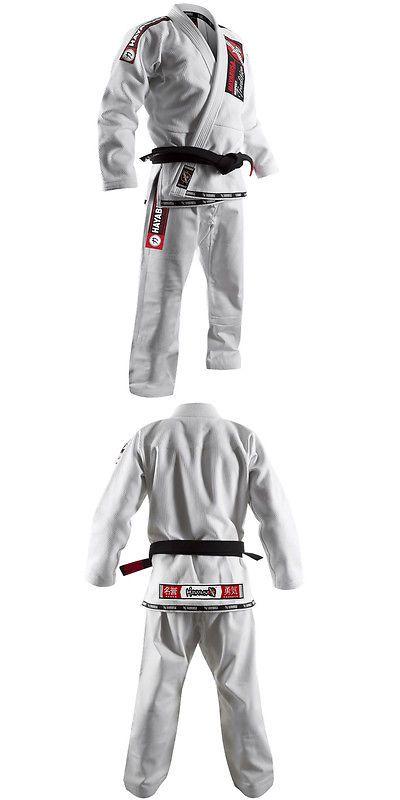 Uniforms and Gis 179774: Hayabusa Goorudo Gold Weave Jiu-Jitsu Gi - White - Bjj Kimono Brazilian -> BUY IT NOW ONLY: $168.99 on eBay!
